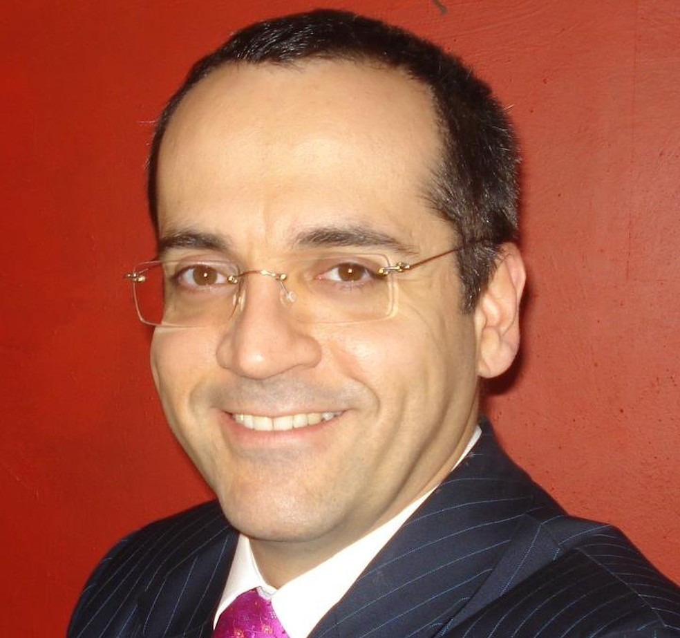 O novo ministro da Educação, Abraham Weintraub — Foto: Reprodução, rede social