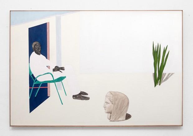Luiz Paulo Baravelli e Renato Rios ganham exposição na Galeria Guarnieri (Foto: Divulgação)