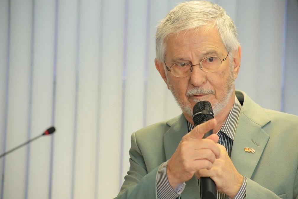 Ibsen Pinheiro PMDB política — Foto: Galileu Oldenburg/Divulgação PMDB