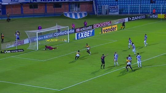 Melhores momentos: Avaí 0 x 1 Criciúma pela 8ª rodada do Campeonato Brasileiro série B