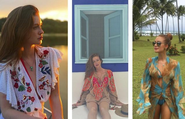 Style file: evolução de estilo de Marina Ruy Barbosa (Foto: Reprodução/Instagram)