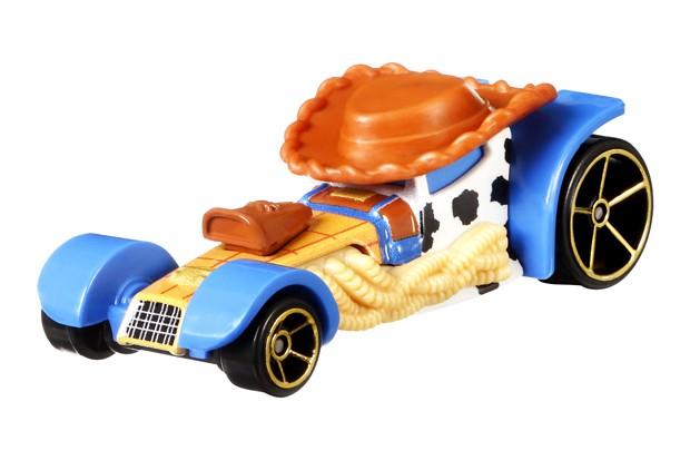 O protagonista Woody em versão de carrinho (Foto: Divulgação)