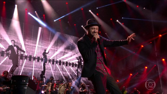 Justin Timberlake e Alicia Keys roubam a cena do Rock in Rio no domingo