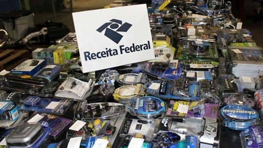 Foto: (Divulgação/Receita Federal)