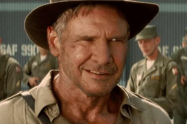 Harrison Ford como Indiana Jones (Foto: divulgação)