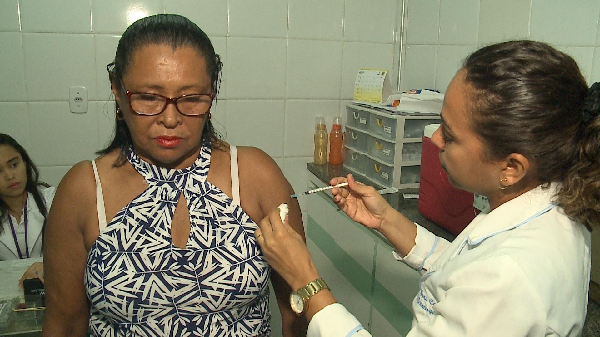 São Luís inicia campanha de vacinação contra a gripe