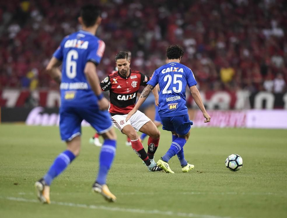 Cruzeiro x Flamengo vale muito mais que uma taça (Foto: André Durão)