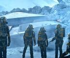Cena de 'Perdidos no espaço' | Netflix