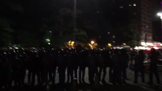 Três manifestantes contrários a Bolsonaro detidos pela PM durante comemoração na Avenida Paulista são liberados