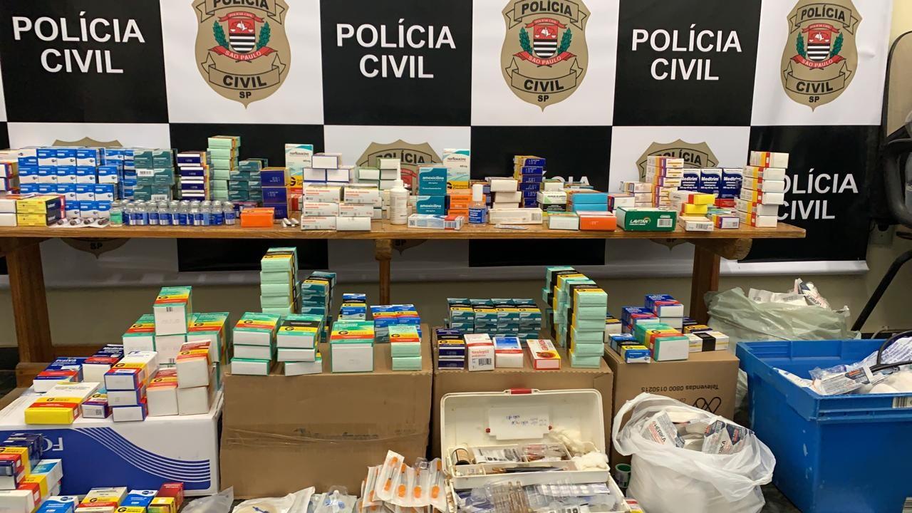 Técnico de enfermagem é preso suspeito de vender remédios 'tarja preta' a mulheres que dopavam idosos