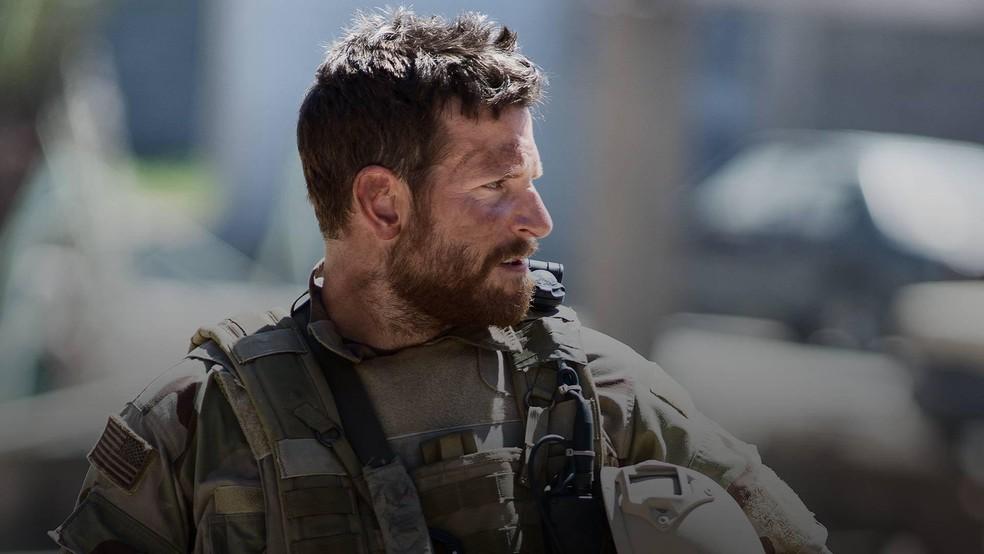 Vencedor de um Oscar, Sniper Americano chega à Netflix em julho — Foto: Divulgação/Netflix