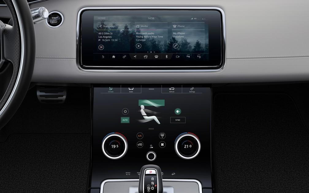 Range Rover Evoque — Foto: Divulgação
