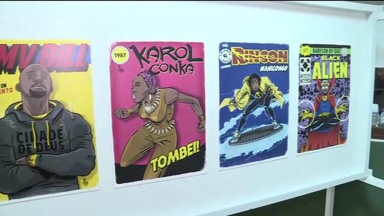 Comic Con da Periferia, PerifaCon  atrai cerca de 4 mil pessoas neste domingo