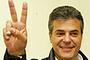 Beto Richa, do PSDB,<br /><br /><br /> é reeleito governador (Giuliano Gomes/Estadão Conteúdo)