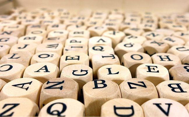 Letras, alfabeto, palavras (Foto: Pixabay)