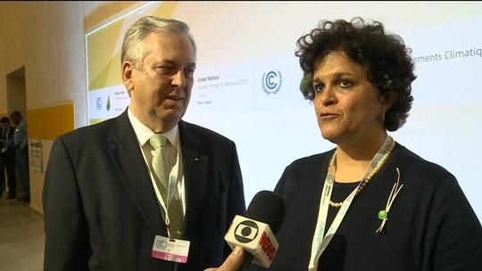 COP 21: ministra do Meio Ambiente diz que o momento é de muito trabalho