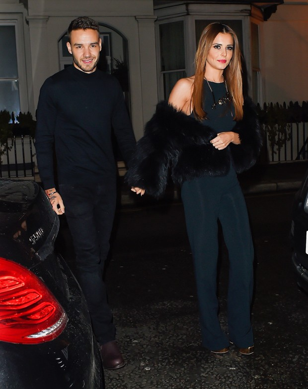 Cheryl Cole e Liam Payne (Foto: AKM-GSI)