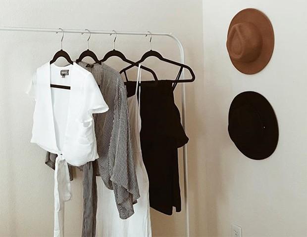 Aprenda como ter um guarda-roupa sustentável (Foto: Instagram)