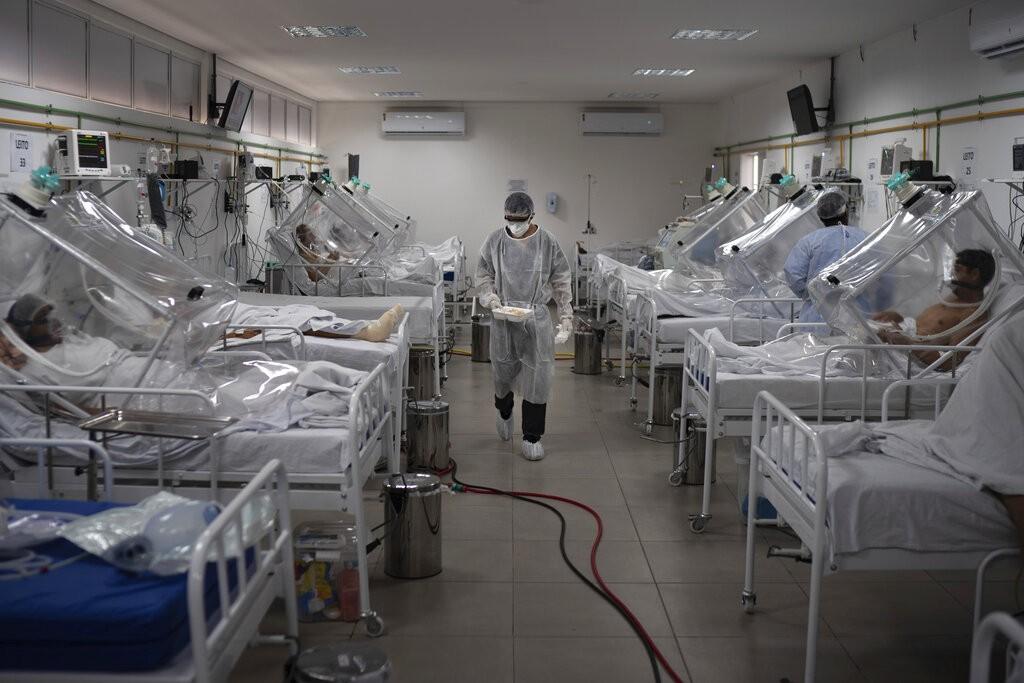 AM registra mais 818 casos de Covid-19 e total de contaminados sobe para 41.378
