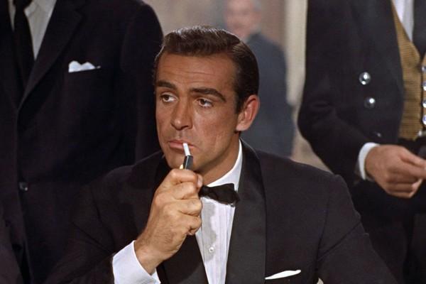 Sean Connety como James Bond (Foto: reprodução)