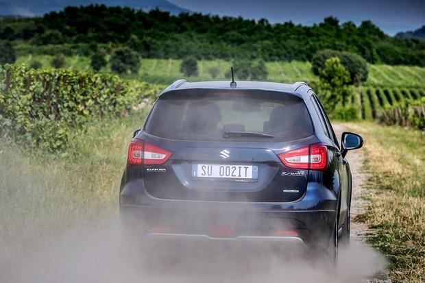 Suzuki S-Cross 4Style-S 4WD (Foto: Divulgação)