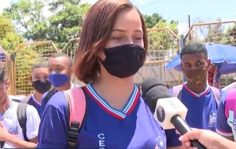 Turmas de escola estadual de Salvador são liberadas mais cedo por falta de professores