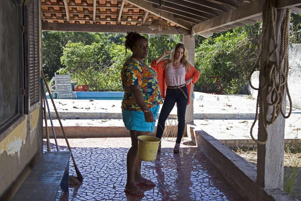 Viagem cheia de perrengues marca a trama de 'Os Farofeiros' (Foto: Divulgação)