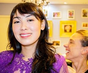 Baile da Bruxa: Ana Hikari escolhe look exclusivo de Lethicia Bronstein