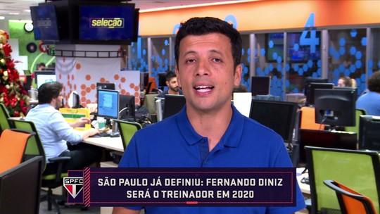 Fernando Diniz será o técnico do São Paulo em 2020