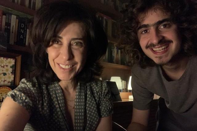 Fernanda Torres e Joaquim Torres (Foto: Divulgação)