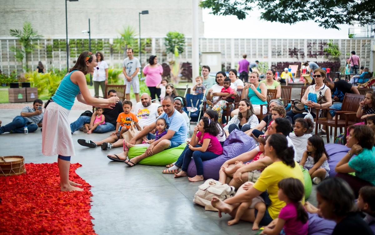Sesc Campinas tem programação para o público infantil neste fim de semana
