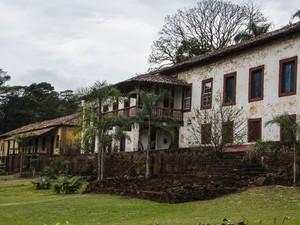 Pata Seca viveu na Fazenda Grande no distrito de Santa Eudóxia (Foto: Fabio Rodrigues/G1)