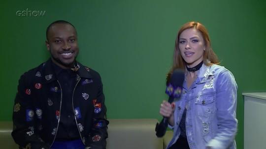 Thiaguinho fala da música nova com Ludmilla: 'Eternizamos essa parceria'
