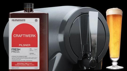Foto: (Divulgação/The Greater Good Fresh Brewing Co)