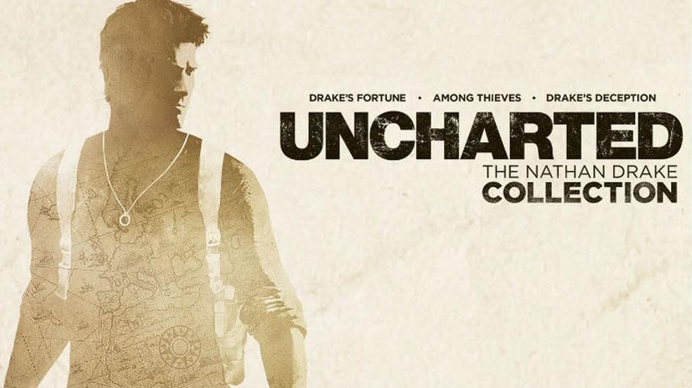 Uncharted The Nathan Drake Collection está entre os melhores jogos do PS4 — Foto: Divulgação/Sony