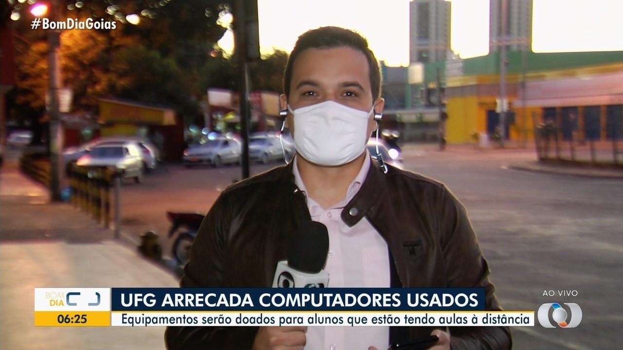 VÍDEOS: Bom Dia Goiás de sexta-feira, 7 de agosto de 2020