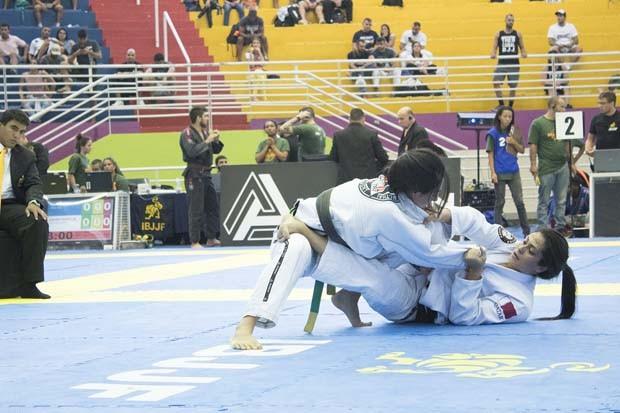 Campeonato brasileiro de Jiu-Jitsu (Foto: Alexandre Venancio)