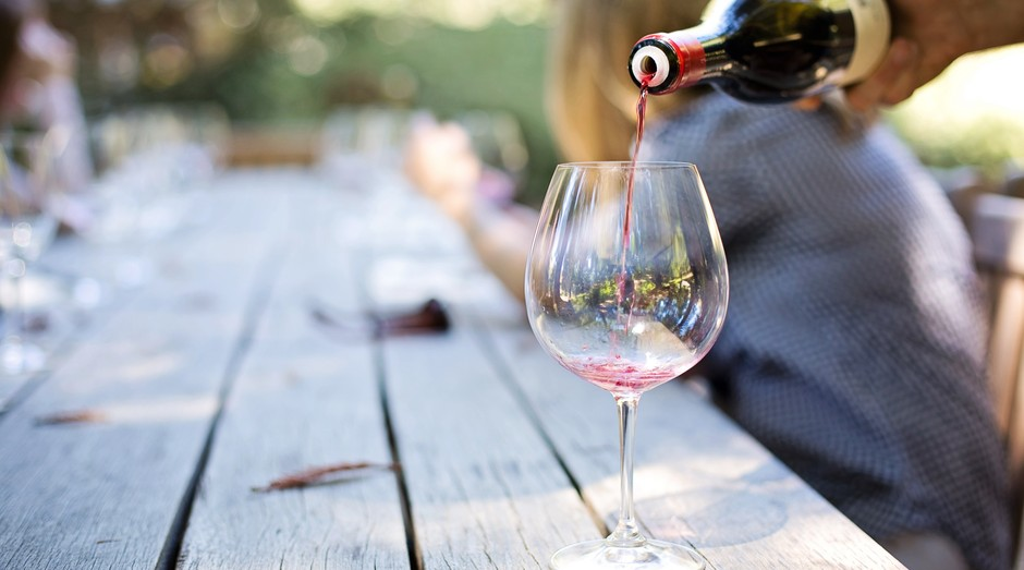 adulto, vinho, vinicola (Foto: Reprodução/Pexels)