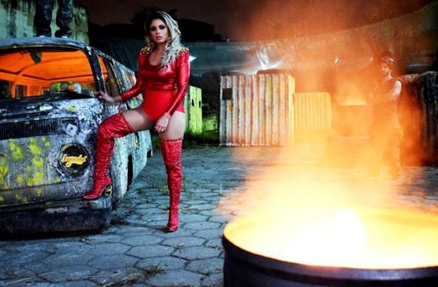 Lexa  (Foto: Lemodel/Divulgação)
