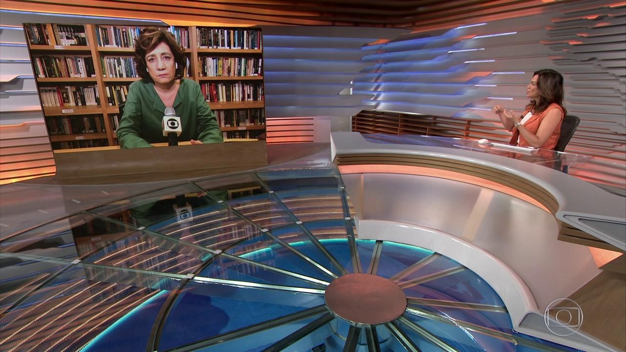Ações da Petrobras abrem em forte queda no mercado futuro de NY; Miriam Leitão comenta