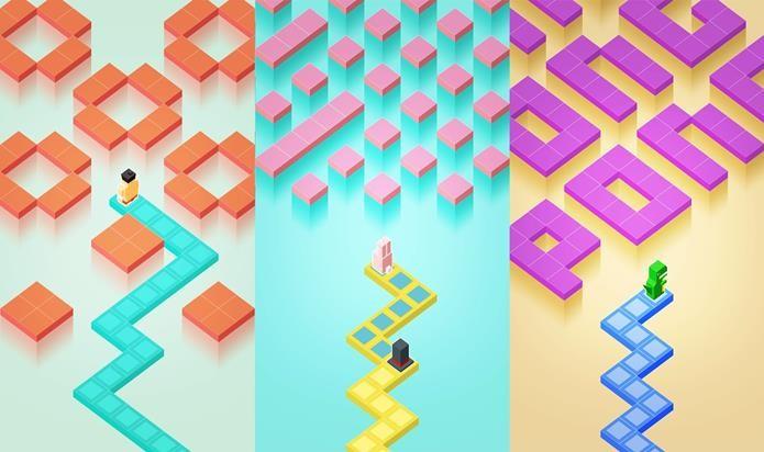 Versus Run é mais um jogo viciante para você instalar no seu celular (Foto: Divulgação / KetchApp)