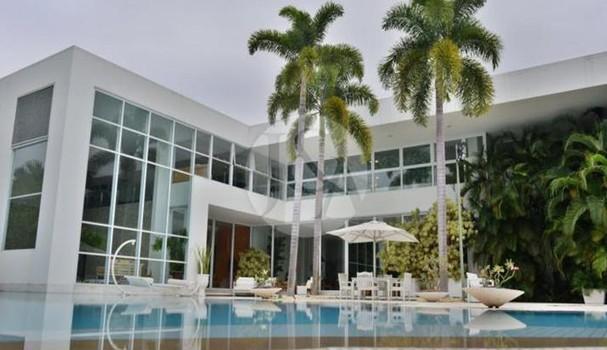 Casa de Xuxa no Rio (Foto: Reprodução/Imobiliária Judice & Araújo)