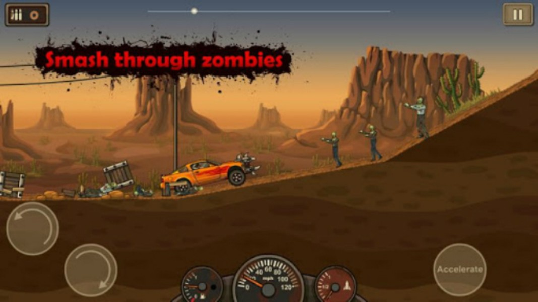 Earn to Die Apk Mod Hack