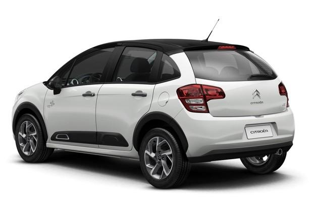 Citroën C3 Urban Trail (Foto: divulgação)