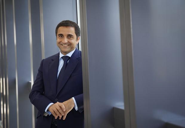 Amir Henai, CEO Global de Alimentos e Bebidas da rede Accor (Foto: Divulgação)