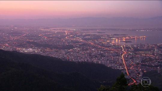 Brasil tem mais de 208,5 milhões de habitantes, segundo o IBGE