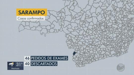 Número de casos confirmados de sarampo chega a seis no Sul de MG