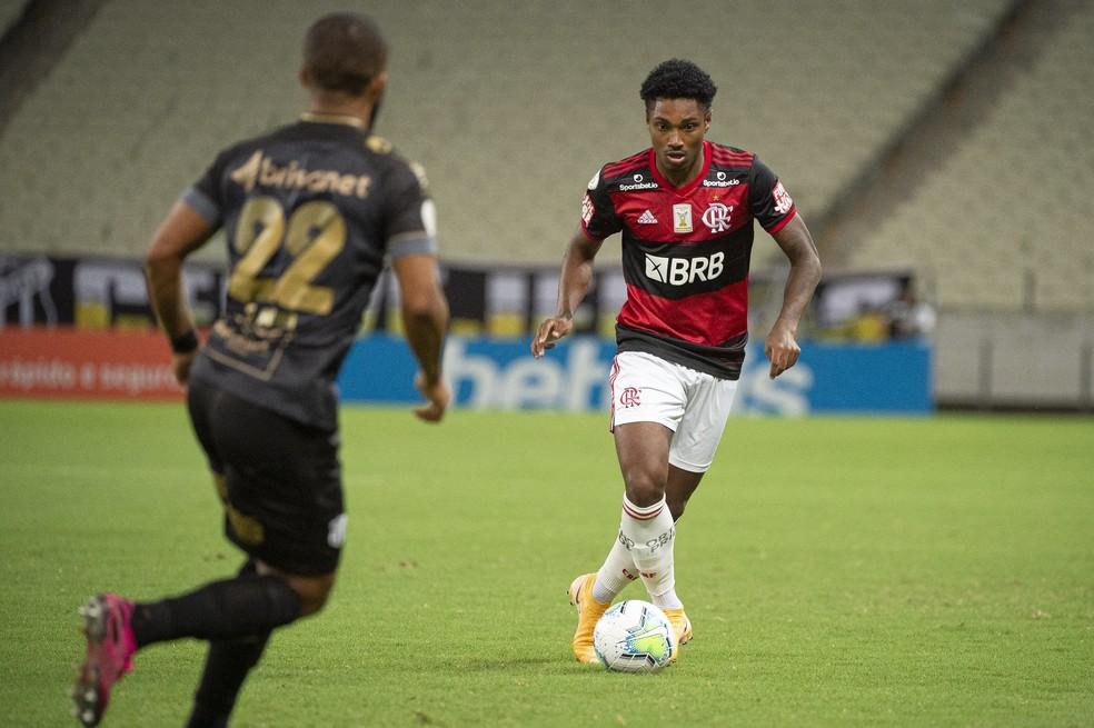 Notas da partida: confira as avaliações para os jogadores do Mengão na partida entre Ceará 2x0 Flamengo no Castelão