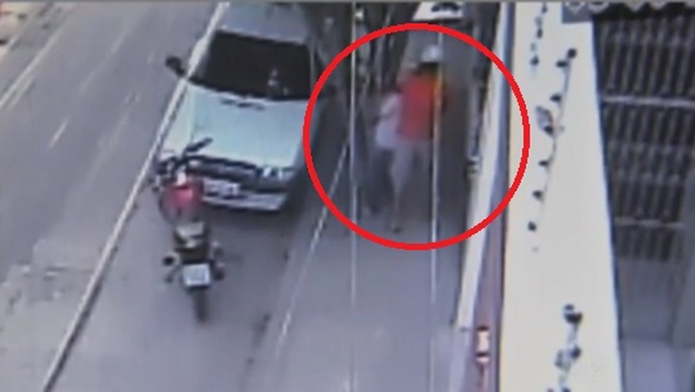 Homem rendia mulheres com faca e abusava delas em ruas com pouca movimentação de Fortaleza — Foto: Reprodução