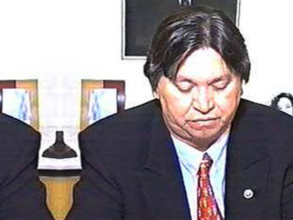 Juiz Leopoldino Marques do Amaral foi assassinado em 1999 — Foto: Reprodução/TVCA
